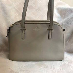 Kate Spade Grey Mulberry Street Handbag